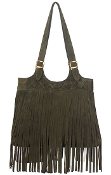 JJ Winters #363 Fringe Bag