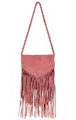 JJ Winters #350 Fringe Bag