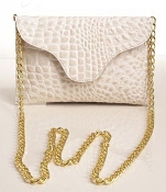 JJ Winters Miley Chain Clutch in many colors