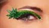 Sweet Leaf Eyes self adhesive body art from Xotic Eyes